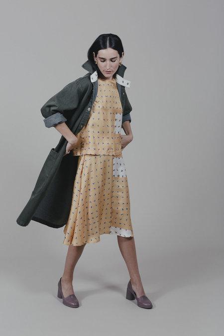 Carleen Quarter Skirt - Yarn Ties