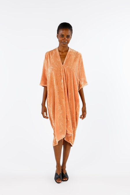 Miranda Bennett Muse Dress - Velvet in Anais