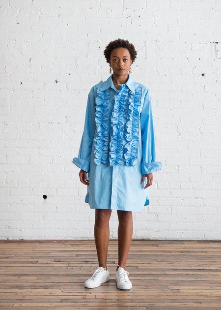 A Détacher Tex Shirt Cornflower Blue