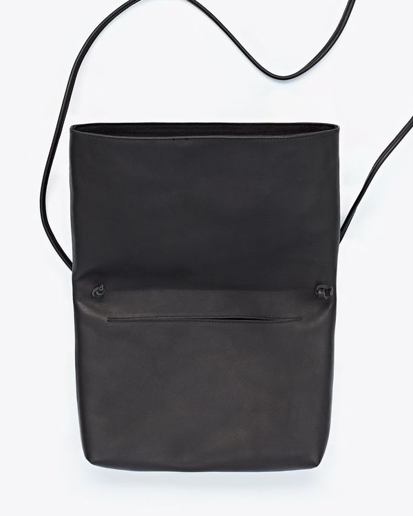 Nisolo Maya Folded Purse - Black