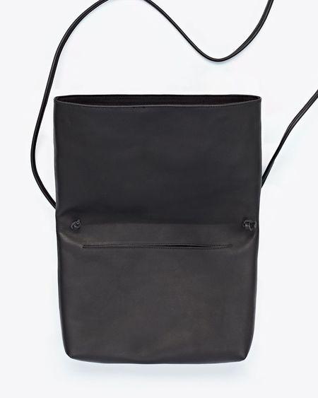 Nisolo Maya Folded Purse - Black