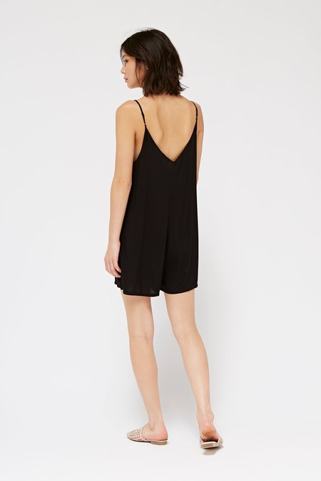 Lacausa Zuma Playsuit - Tar