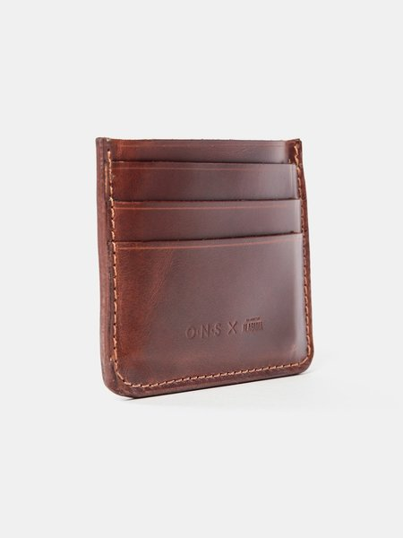 ONS x Slightly Alabama Card Case