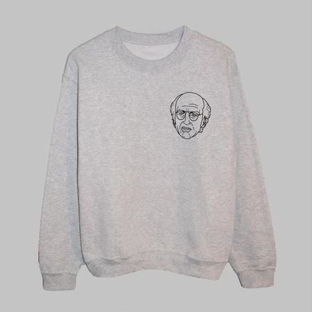 Allie Sweeting The Larry Sweatshirt