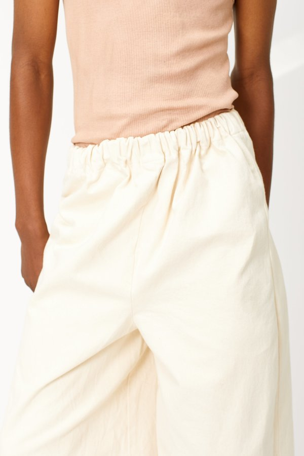 Ashley Rowe Pant - Cream