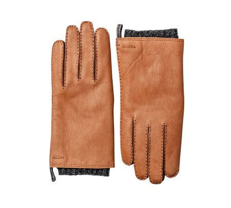 Hestra Tony Leather Glove - Cork
