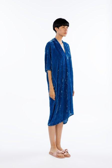 Miranda Bennett Muse Dress - Velvet in Versailles
