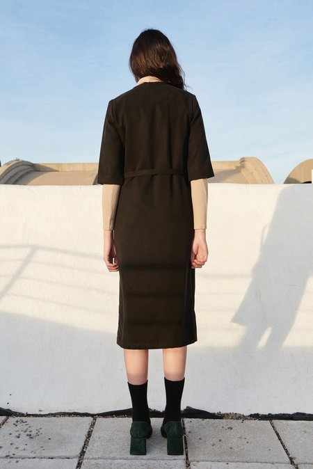 First Rite Clothing Crossover Dress