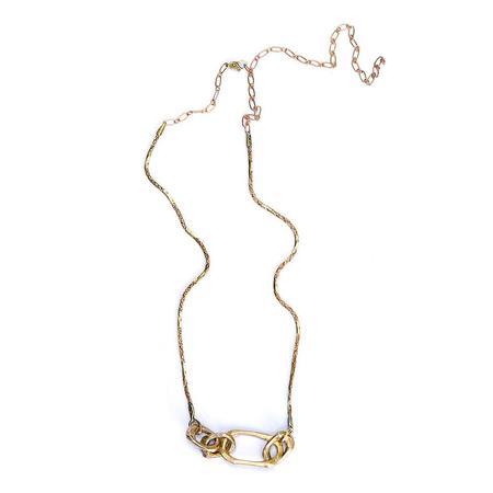 watersandstone Little Links Necklace
