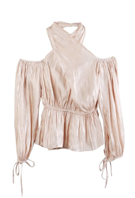ciao lucia Valentina Top Pink Shell