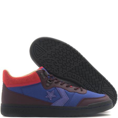 Converse Gold Star x Clot Fastbreak Sneaker - Royal Blue