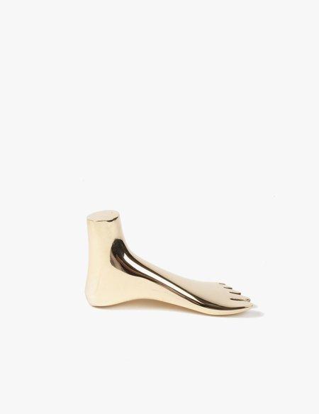 Carl Auböck Small Brass Foot