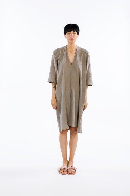 Miranda Bennett Muse Dress - Cotton Gauze in Peidmont