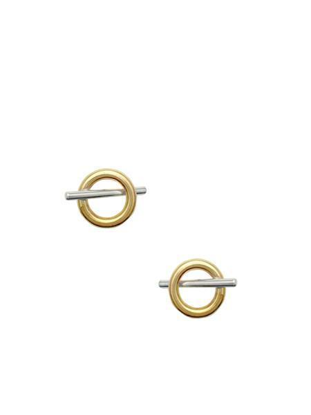 IGWT Oi Toggle Earrings