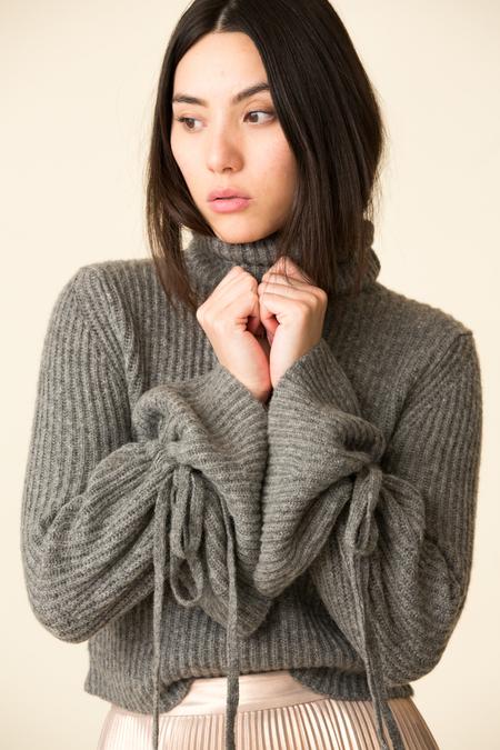 A.L.C. ALC Emilie Grey Sweater