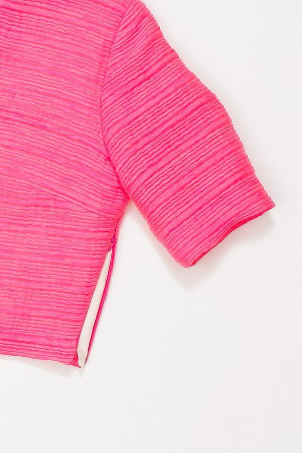 Samuji COOKIE Shirt  in Pink
