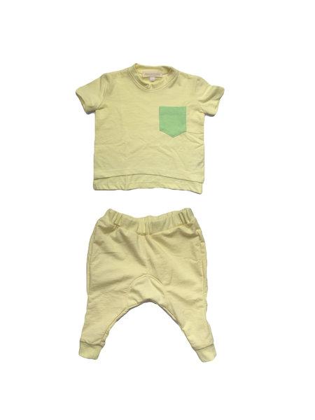 Kid's Devon's Drawer Tee and harem pant bundle