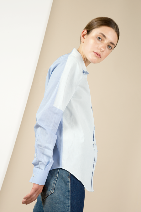MM6 Stripe Poplin Shirt
