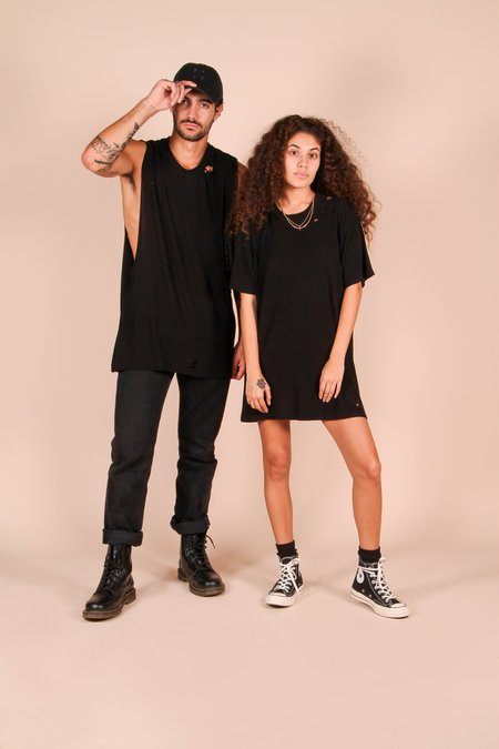 Unisex Bad Decision Adventure Club THE DISTRESSED JOHNNY TEE