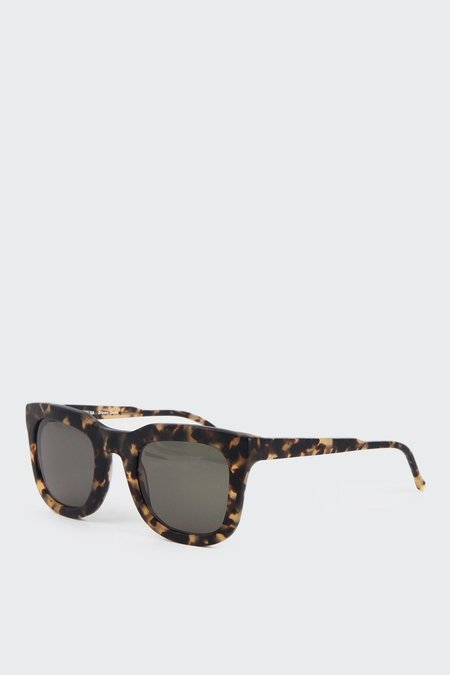 Kaibosh Chips & Salsa Sunglasses - brown demi