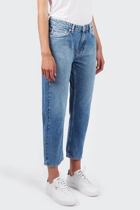 Wood Wood Eve Jeans - classic blue vintage