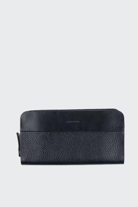 Royal Republiq Galax Travel Wallet - caviar black