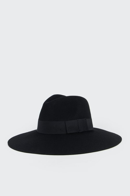 Brixton Piper Hat - Black/black