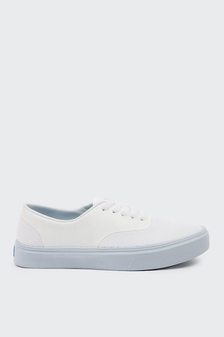 PEOPLE FOOTWEAR The Stanley - yeti white/smoked blue