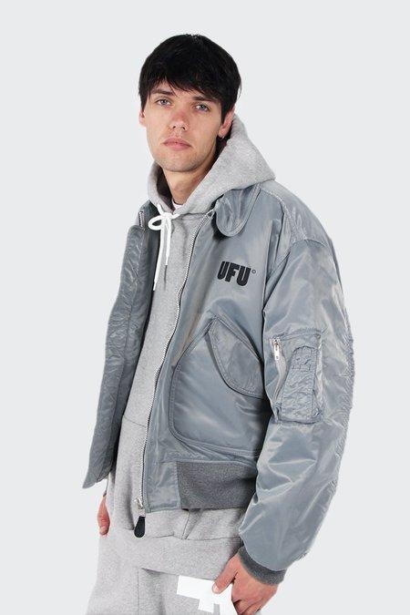 Used Future UFU Flight Jacket - Grey