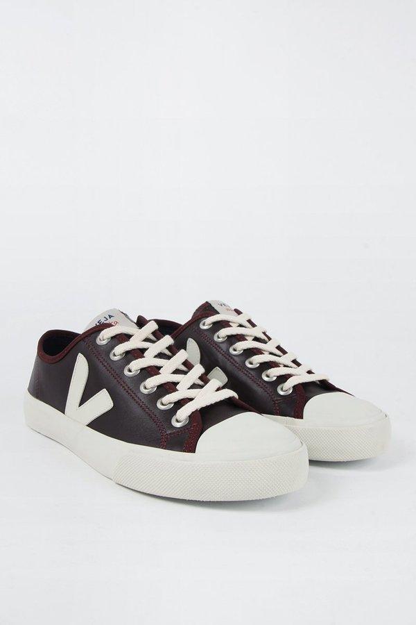 Unisex VEJA Wata Leather - Burgundy