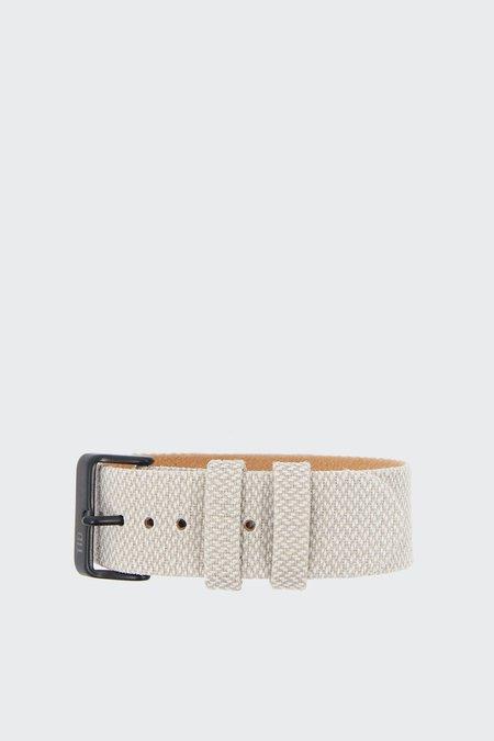 TID Watches Wristband - twain sand/black buckle