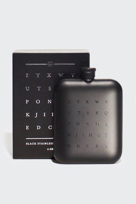 IZOLA ZYX Flask - Black