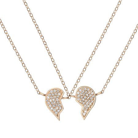 Shahla Karimi BFF Necklace Set