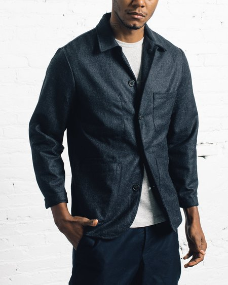 Universal Works Bakers Jacket - Flannel