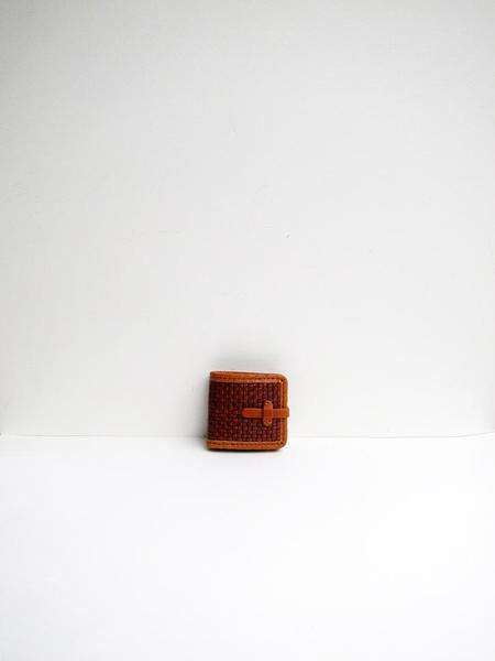 Eatable of Many Orders Short Woven Wallet