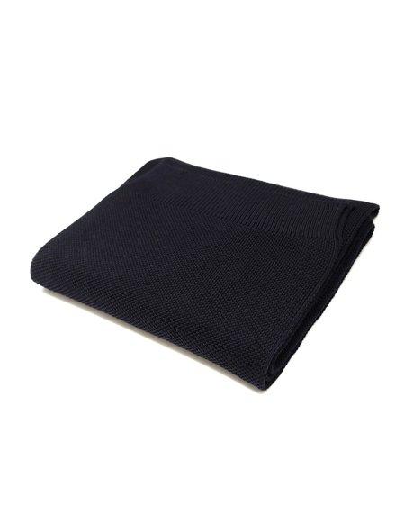 De Bonne Facture Pique Merino Soft Wool Scarf