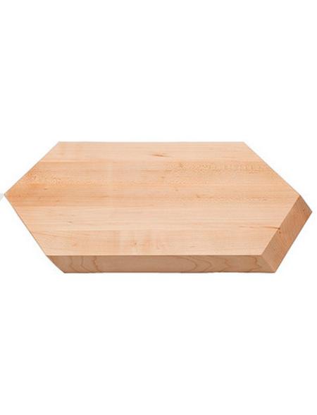 FIELD Hex Cutting Board - WOOD