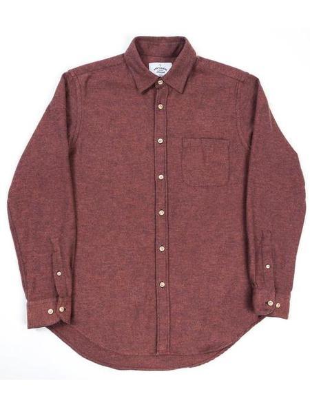 Portuguese Flannel Brick Teca Shirt