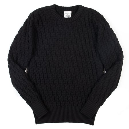 S.N.S. Herning Stark Crew Neck - Black