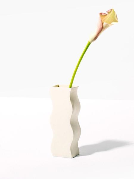 Rachel Saunders Wave Vase