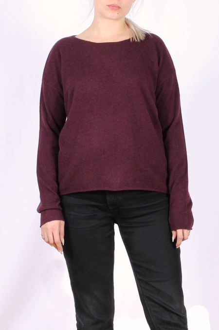 Hartford Macro Cashmere Sweater