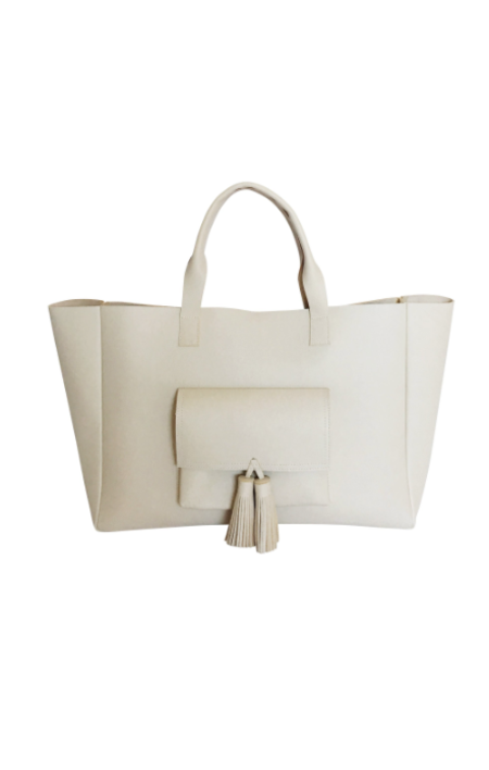 Sunday Supply Co. Margaret Carry All Tote Beige