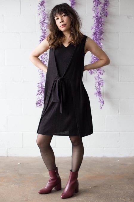 Body Bag Prince Dress - Black