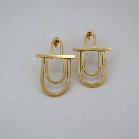 Jené DeSpain Fortitude Earrings