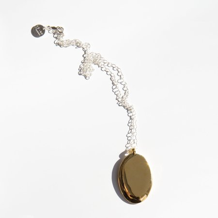 Young Frankk Stone Necklace