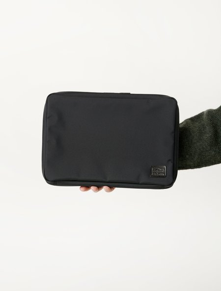 Porter View Document Case - Navy