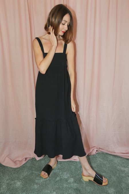 SISTER STUDIOS Jume Dress in Black