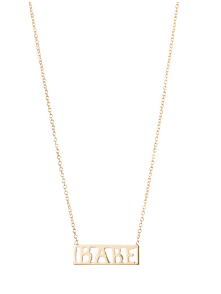 Winden Babe Necklace