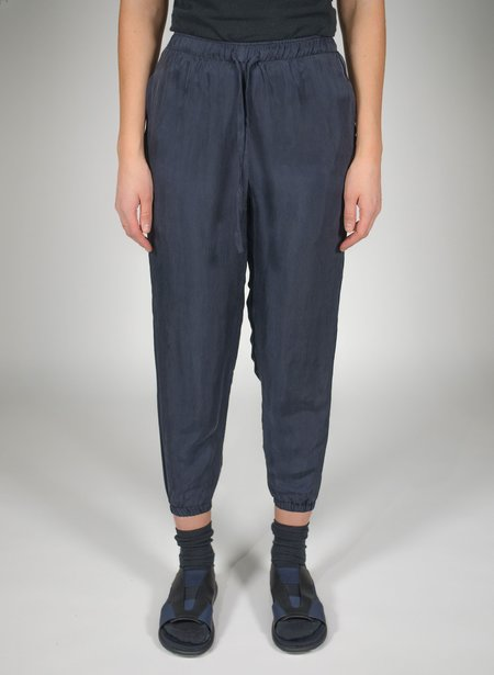 Priory Shop Wen Pant - Navy Cupro