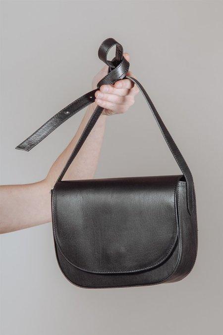 Le Bas Shoulder Bag in Black
